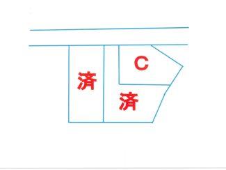 <分譲地・売土地>静岡県富士市松岡 全3区画 C号地